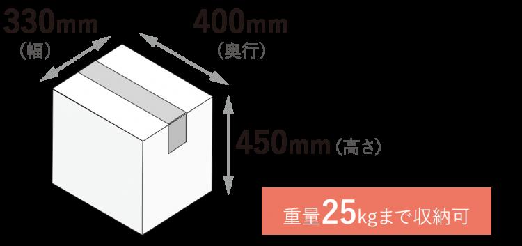 オルレア収納容量