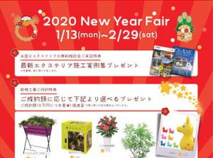 New Year Fair 2020